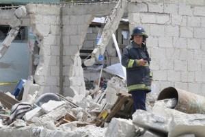 PGR investiga almacenamiento de pirotecnia en Puebla