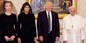 Top 6: Los mejores memes del encuentro entre Trump y el Papa
