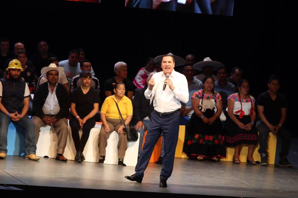Moreno Valle inicia Foros Ciudadanos y presenta plataforma
