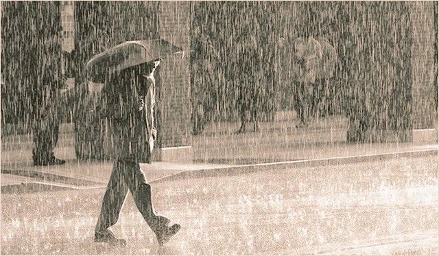 Activa Gobierno CDMX alerta amarilla por lluvias