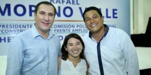 Rafael Moreno Valle invita a marcar el rumbo para construir un nuevo México