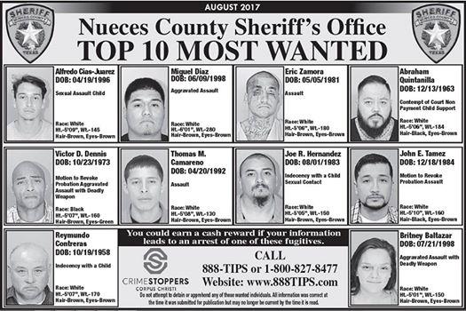 Hermano de Selena entre los 10 más buscados por la policía