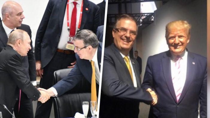 Resultado de imagen para ebrard, g20
