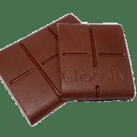 Chocolates, cacaos y cremas.