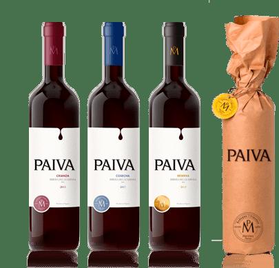 Vinos Martínez Paiva en Supermercados La Newera.