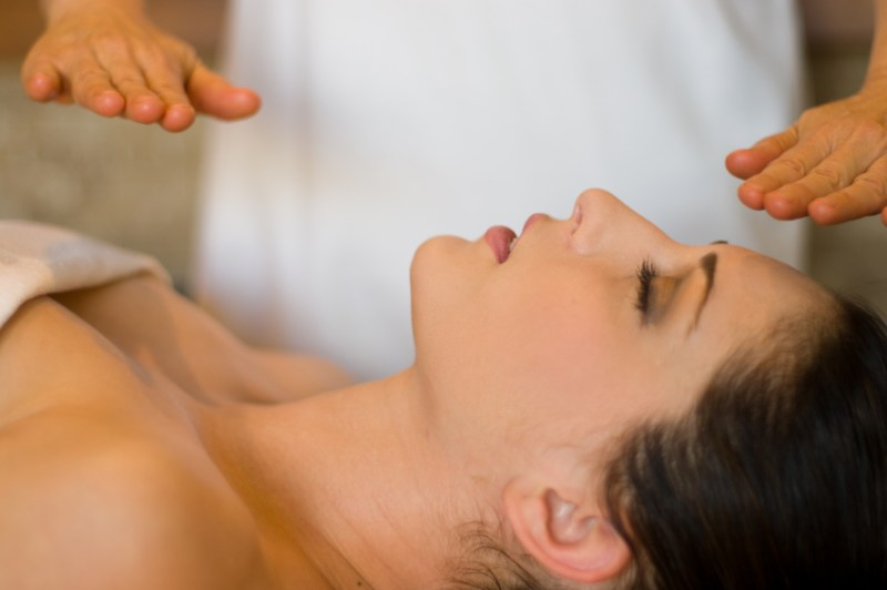 Heal Yourself with Reiki
