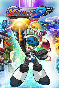 Mighty No 9 Cover