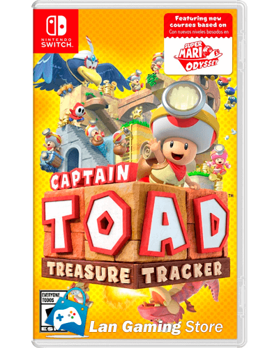 Captain Toad Switch