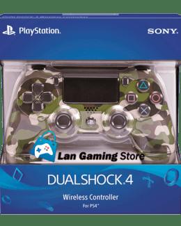 Mando Camuflado Verde PS4