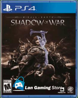 Foto de Middle Earth Shadow of War para PS4