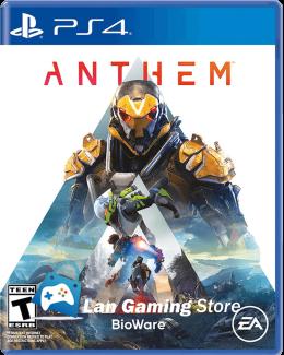 Preventa Anthem PS4 Peru