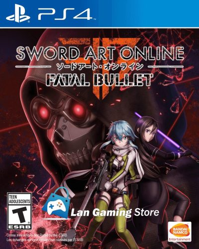 Sword Art Online Fatall Bullet PS4