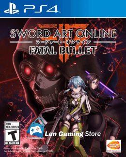 Sword Art Online Fatall Bullet PS4