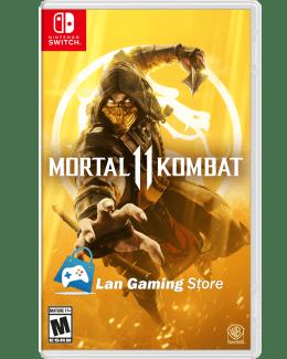 Mortal Kombat 11 Nintendo Switch