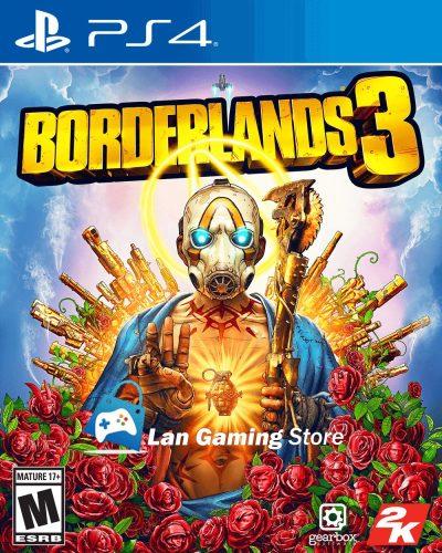 Borderlands 3 para PS4 nuevo y sellado envío a Perú