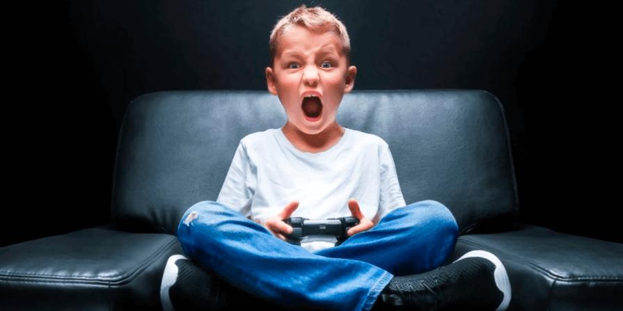 Los videojuegos no son culpables que tu niño sea violento