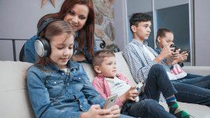 Como elegir videojuegos para tus hijos y que limites poner a tus hijos