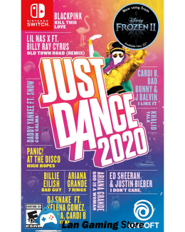Just Dance 2020 para Nintendo Switch