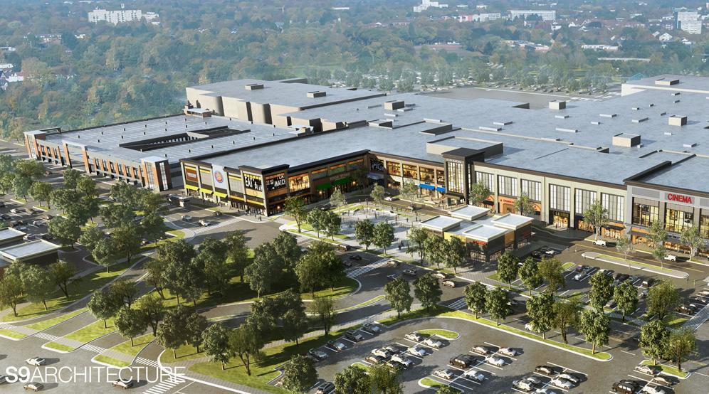 Staten Island Mall Expansion  Langan