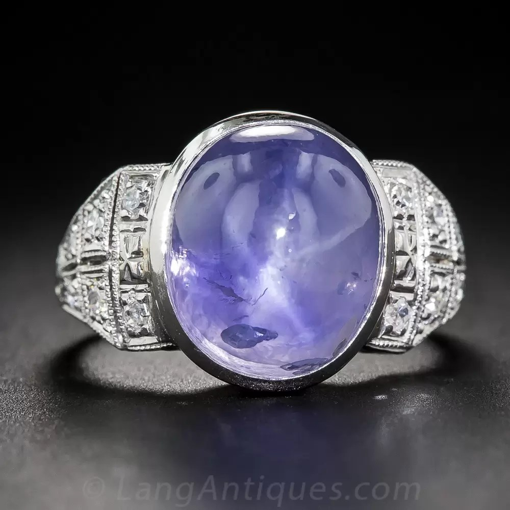 Gemstone Wedding Rings