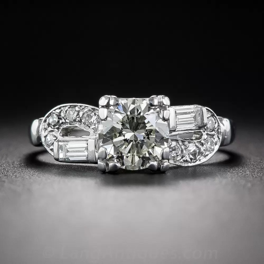 2 Carat Wedding Ring