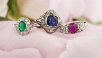 Engagement Rings: Vintage, Antique & Estate Rings | Lang