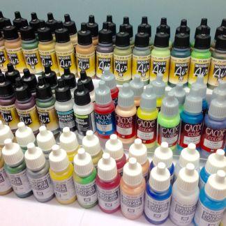 Paints & Tools