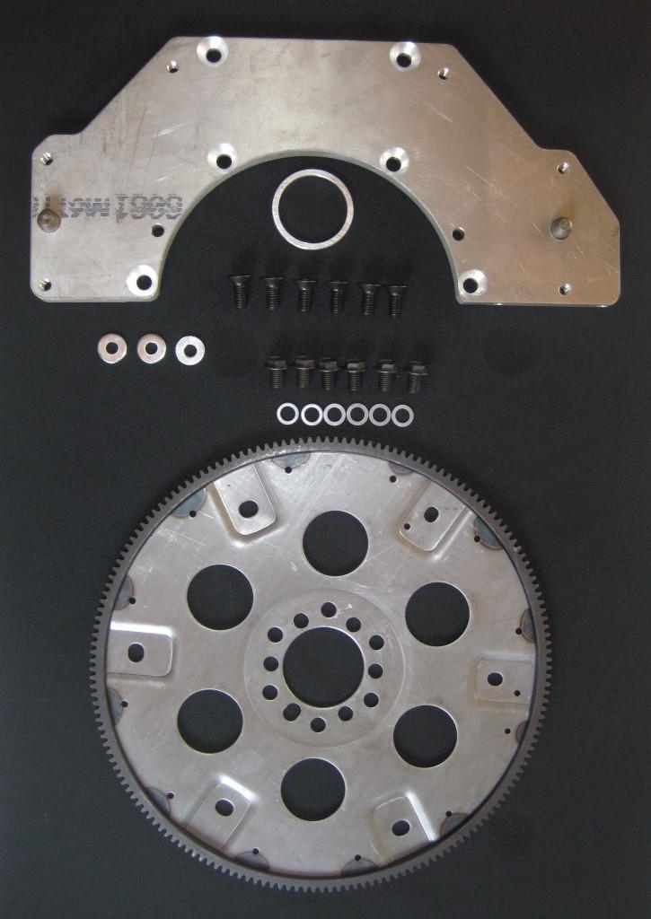Engine 700r4 235 Kit