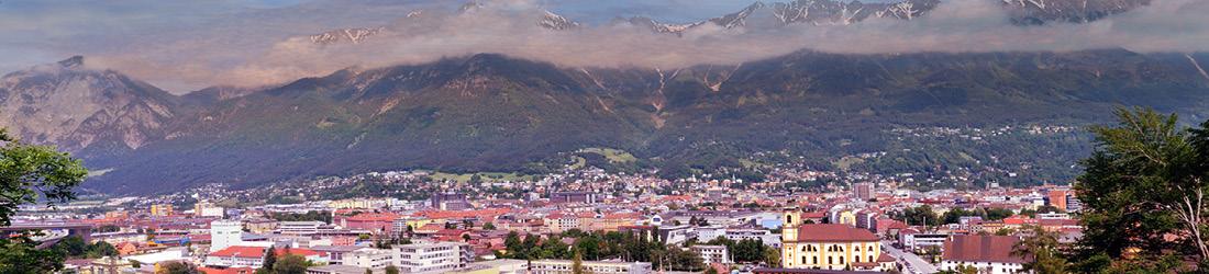 Panorama Innsbruck