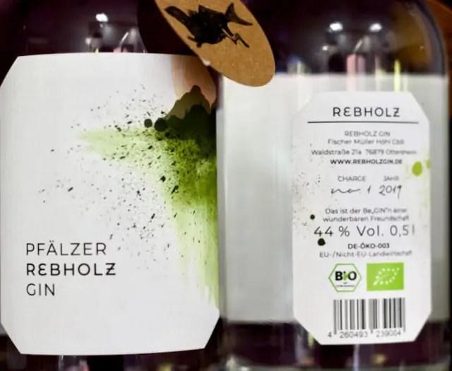 Rebholz Gin – der 'Dallas' kommt ins Rheinland!