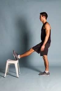 Hamstring Stretch - Langer Chiropractic and Soft Tissue Therapy