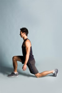 Hip Flexor Stretch 1 - Langer Chiropractic and Soft Tissue Therapy