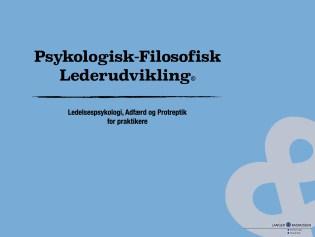 Psyk-Fil LU Forside