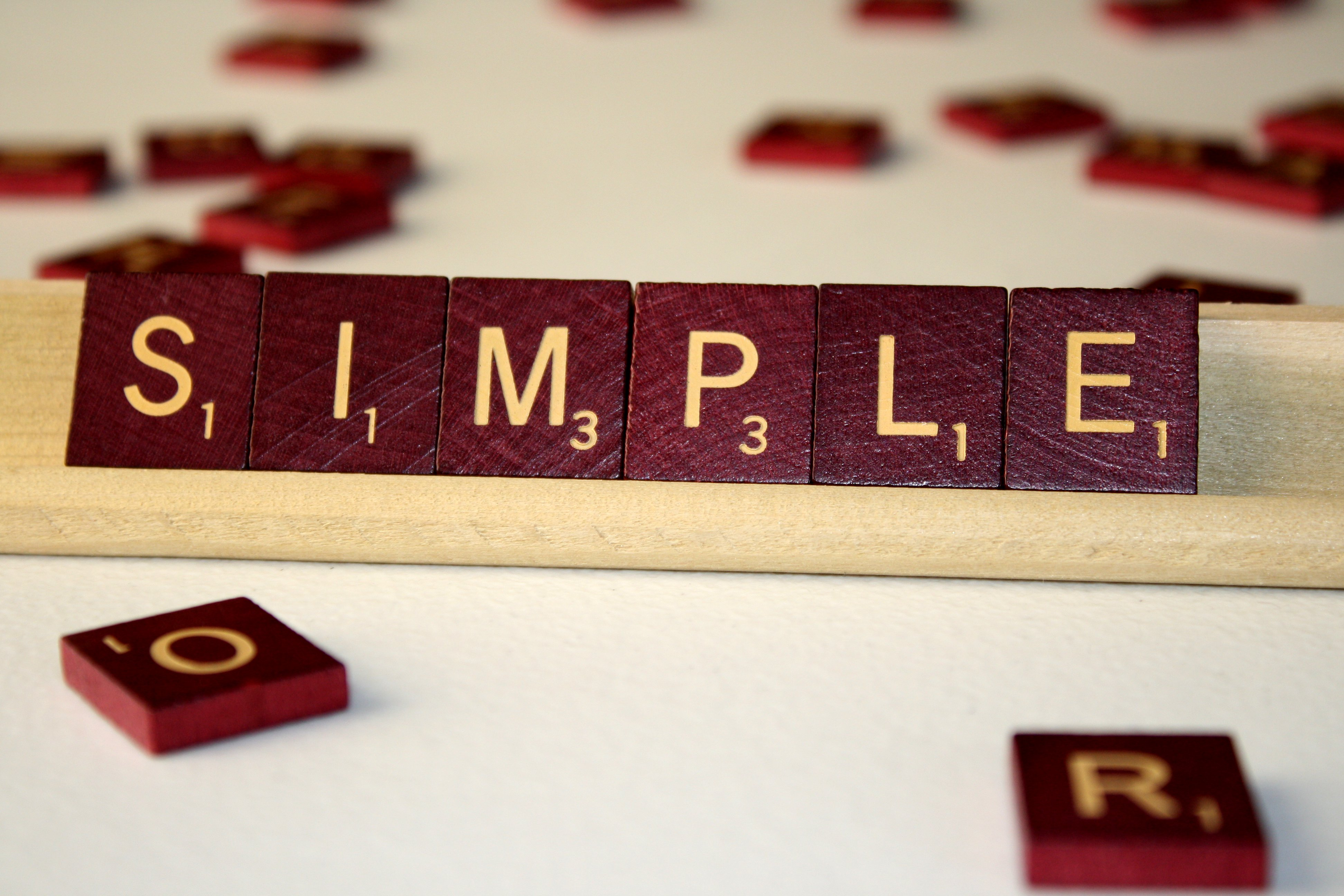 simple word