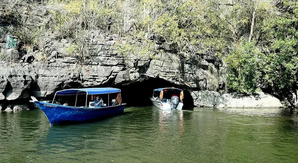 Langkawi Geopark Mangrove Tour Crocodile Cave