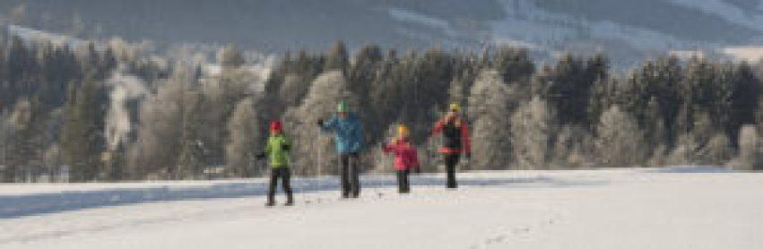 Kaiserliches langlaufvergnügen, Tirol