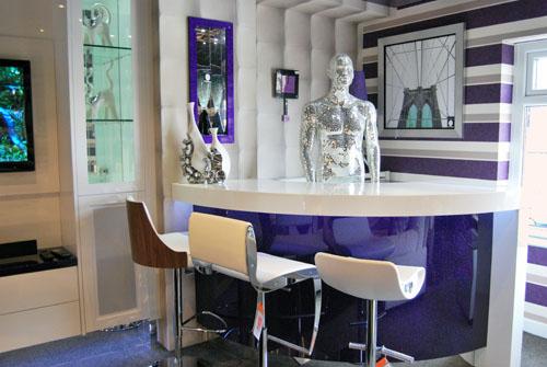 Home Bar  Bespoke Entertainment Furniture  Home Bar Design