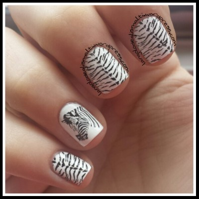 Review e Nail Art: Born Pretty Stamping Plate BP-16