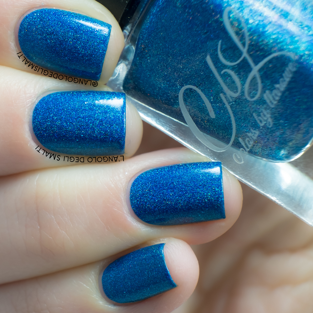 Colors By Llarowe (CbL), Blue Blue Christmas (PotM December 2015)
