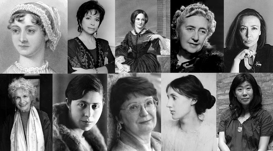 best female writers