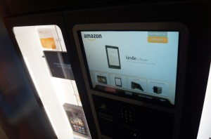 distributore automatico kindle
