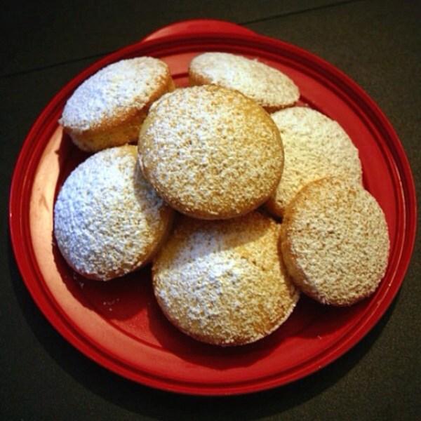 Dulcis in fundo la #ricettaletteraria di oggi: i muffin di Rossella O'Hara