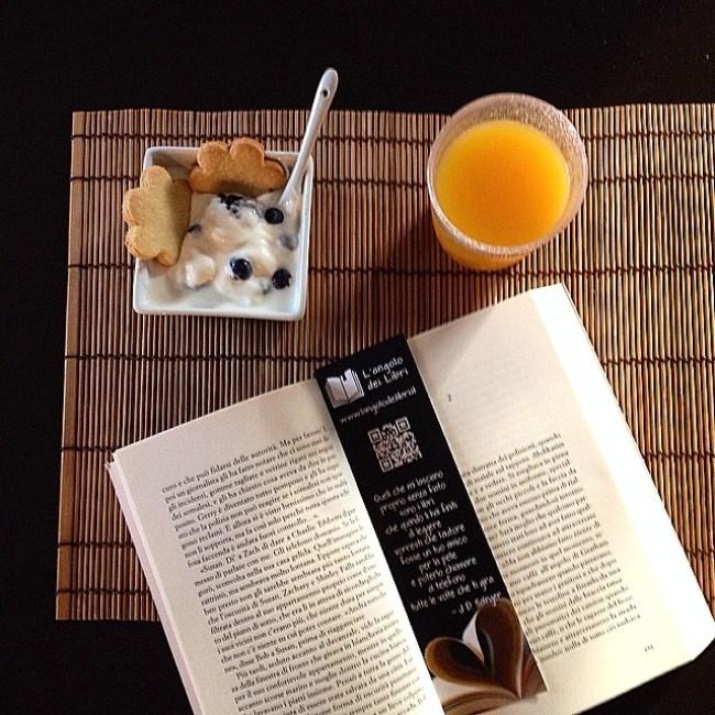 #colazioneletteraria (e fuori piove)