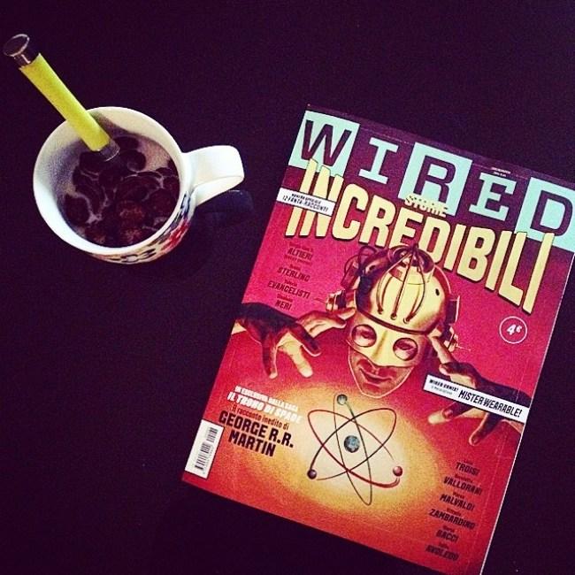 #colazioneletteraria geek&minimal: oggi non (so se) ce la posso fare!
