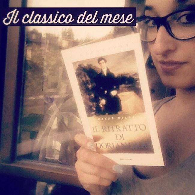 Sul blog c'è Il ritratto di Dorian Gray #libridaleggere