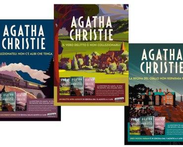 libri di agatha christie in edicola