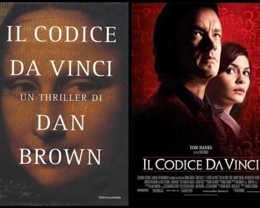 il codice da vinci dan brown libro film