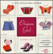 origami girl