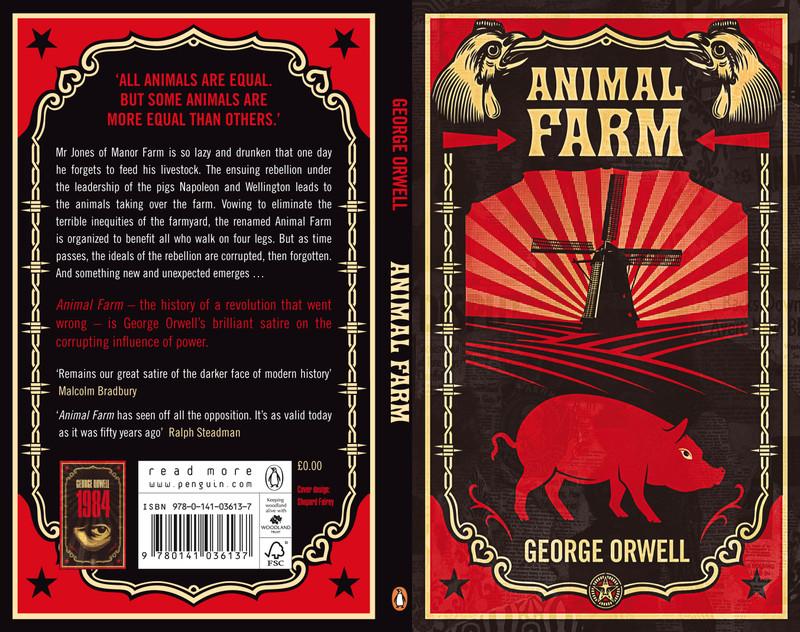 la fattoria degli animali libro