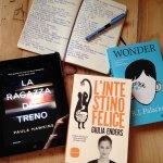 #1anno60libri: la mia top 3 delle letture dell'anno